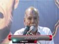 [Seminar : 20th Barsi Shaheed Dr. Muhammad Ali Naqvi] Speech : Amjad Kazmi (Advocate) - 18 Mar 2015 - Urdu