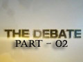 [23 March 2015] The Debate - Will Bush and Blair be prosecuted for war crimes? (P.2) - English