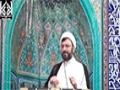 [Friday Sermon] 10 April 2015 - Moulana Ali Akbar Badiei - Iec Houston, Tx - English
