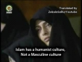 Women in Islam Jihad and Politics Pt 1 - Persian sub English