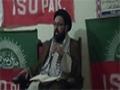 [Lecture] تنظیم کو لاحق خطرات؛ تنظیم پرستی - H.I Sadiq taqvi - Urdu
