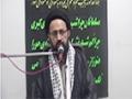 01 [Majlis] Seerate Fatimya Aur Hamari Zimedariyaan - H.I Sadiq taqvi - Islamabad - Urdu