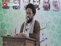 [Seminar : Hafta e Shuhada] Topic : Murtaza Muttahri - Speech : H.I Sadiq Taqvi - 01 May 2015 - Urdu