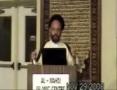 Importance of Marriage in Islam - Zaki Baqri - 29 Nov 2008 - English Urdu