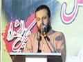 [شہداٰ امامیہ کانفرنس] Speech : Br. Naqi Hashmi - 09 May 2015 - Urdu