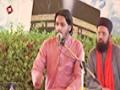 [جشنِ مولودِ کعبہ] Kalam : Br. Subbaib Abidi - 06 May 2015 - Urdu