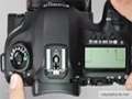 Powering up Canon 5D Mark III Camera - English