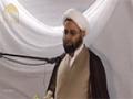 Jummah Khutbah - 15th May 2015 - Maulana Ghulam Hurr Shabbiri - Urdu