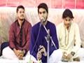 [جشنِ ولادت امام حسینؑ] Manqabat : Br. Murtaza - IRC, Karachi - Urdu
