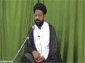Azmat-e-Hzt Fatima Zahra (s) - 28 Jamadi-us-Sani 1436 - Moulana Taqi Agha - Urdu