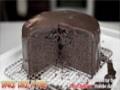 [Super Fudge Cake recipe] Easy Chocolate Mud Cake Recipe ! - English