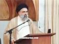 Khutba-e-Namaz-e-Jumaa (Jamia Jaferia) - Ustad Syed Jawad Naqvi - 19 June, 2015    - Urdu