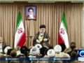 [24 June 2015] Ayat. Khamenei: Anti-Iran sanctions must be lifted simultaneous with signing deal - English