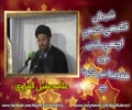 Shaitan Achi Bateein Bary Maqsad Sy Karta Hai - Allama Aqeel-ul-Gharvi - Urdu
