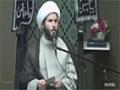 [09] Ahlulbayt (as), the Path of Salvation - 09 Ramzan 1436 - Sheikh Hamza Sodagar - English