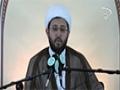 [08] Those Who Not Be Excused On The Last Day | Shk. Amin Rastani | Ramadan1436 2015 - English