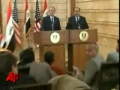 Iraqi Journalist Throws Shoes At George Bush - MUST MUST WATCH!