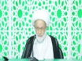 البث المباشر   8 الحديث القرآني لآية الله قاسم - 12 رمضان 1436 هـ - Arabic