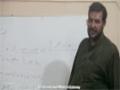 [06] Ramzan 1436/2015 - Tajweed e Quran - H.I Yaqoob Qomi - Urdu