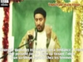 [Short clip] Difference Between Magic and Taveez - Molana Syed Jan Ali Shah Kazmi - Urdu