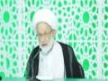 البث المباشر   9 الحديث القرآني لآية الله قاسم - 14 رمضان 1436 هـ - Arabic
