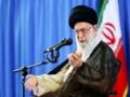 بیانات رهبر انقلاب دیدار اساتید دانشگاهها ۱۳۹۴/۰۴/۱۳ - Farsi