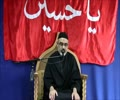 [05] Roza ka Falsafa - H.I Ali Murtaza Zaidi - Ramadan 1436/2015 - Urdu