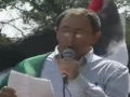 [Al-Quds 2015] Speech by Br. Nazih Khatatba at Toronto Al-Quds Day Rally - 2015 - English