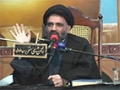 [Short Clip] The Spirit of Ashura - Presentation - Agha Syed Jawad Naqvi - Urdu Sub English