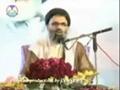 [short clip ] Aaj ka Khayber - by Syed Jawad Naqvi - Urdu