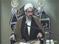 [Lecture 12] Maulana Mirza Mohammed Abbas - 28th Ramadan 1436 - English