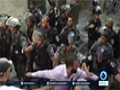 [27 July 2015] Israeli forces storm al-Aqsa mosque at Jewish holiday - English