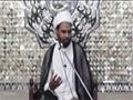 [08] Tafseere surah Hamd | Agha Akhtar Abbas Jaun | 27 Ramadhan 1436/2015 - Urdu