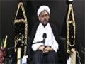 [25] History of The Prophet P.B.U.H: - Maulana Muhammad Baig - Ramzan 1436/2015 - English