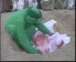 What happened on 10 moharam in karbala-Arabic