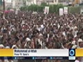 [12 Aug 2015] Yemenis vow to defend their country against Saudi ground and aerial invasion - English