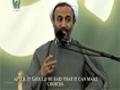 (Part 2) H.I. Ali Raza Panahian speech at Imam Raza (as) tomb may 2014 - Farsi sub English