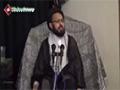 [04] شیطان سے مقابلے کے لئے اللہ کی رحمتیں - H.I Sadiq Taqvi - 01 Aug 2015 - Urdu