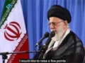 Speech to Ahlul Bayt World Assembly and Islamic Television Union Leader Ayatullah Ali Khamenei (English)