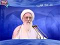 [30 mordad 1394] Tehran Friday Prayers آیت اللہ موحدی کرمانی - خطبہ نماز جمعہ - Farsi
