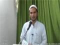 Jannat-ul-Baqi Conference 1436 - Moulana Agha Munawer Ali - Hayderabad, India - Urdu