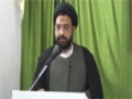 Jannat-ul-Baqi Conference 1436 - Moulana Taqi Agha - Hyderabad, India - Urdu