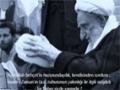 Ayetullah Naseri\'nin Ayetullah Behçet ile olan konuşması - Farsi Sub Turkish