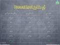 09 Present Subjunctive Tense - (حالِ التزامی) Farsi Language Course - Urdu