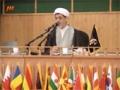 بیماری های قلب از منظر آیات و روایات - حجت الاسلام رفیعی - Farsi
