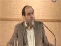 سخنرانی دکتر رحیم پور ازغدی - مدرسہ زندگی دی ماہ ۱۳۹۲ - Farsi