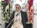 [03] Muharram 1437 - انتظار فرج | Entezar e Faraj - H.I Ghulam Abbas Raesi - Urdu