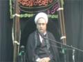 [05] Baseerat-e-Deeni - Maulana Ghulam Hur Shabbiri - Moharram 1437/2015 - Kuwait - Urdu
