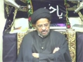 [04] Maulana Razi Jaffar Naqvi - Muharram 1437/2015 - Urdu