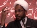 [10] Muharram 2015/1437 - Sheikh Usama Abdulghani - Dearborn - English